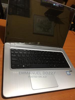 Laptop HP ProBook 440 G4 8GB Intel Core I5 HDD 500GB   Laptops & Computers for sale in Lagos State, Ikeja