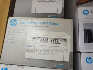 HP Laserjet Pro Mfp M130nw Wireless Printer | Printers & Scanners for sale in Lagos State, Ikeja