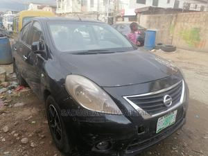 Nissan Almera 2012 Black | Cars for sale in Lagos State, Surulere