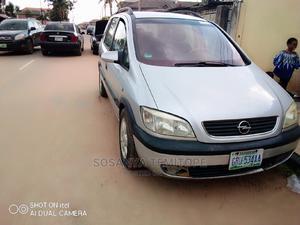 Opel Zafira 2007 1.6 Essentia Silver | Cars for sale in Lagos State, Abule Egba