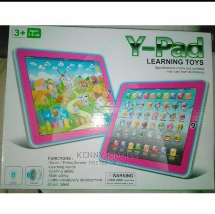 Archive: Kids Educational YPAD