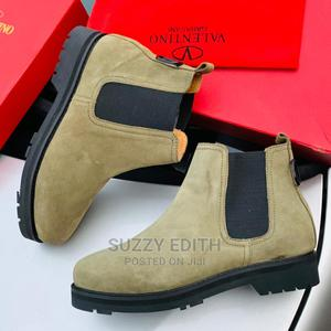 Original Best Quality Designers Boots for Men | Shoes for sale in Abuja (FCT) State, Garki 1
