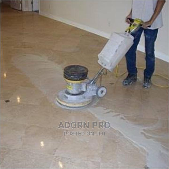Marble, Terrazzo, Ceramic Tile, Restoration and Polishing