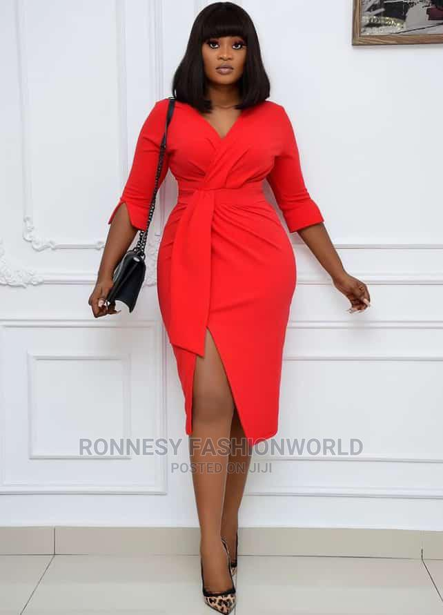 New Female Quality Classic Gown   Clothing for sale in Ikeja, Lagos State, Nigeria