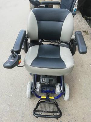 Brand New Foldable Motorized Wheelchair | Medical Supplies & Equipment for sale in Lagos State, Ikeja