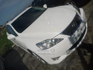 Lexus IS 2007 250 White | Cars for sale in Rivers State, Port-Harcourt