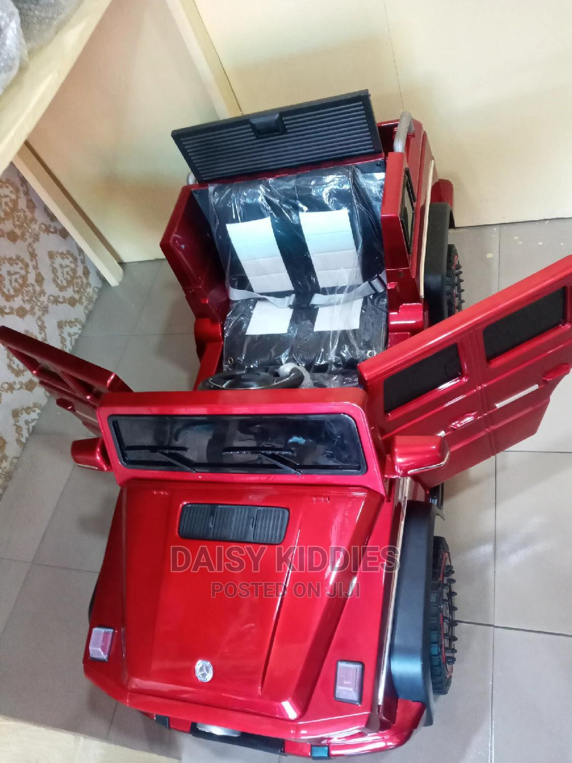 Archive: G-Wagon Jeep