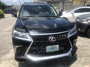 Lexus LX 2011 570 Black | Cars for sale in Lagos State, Lekki