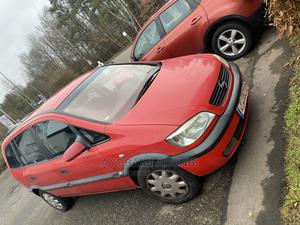Opel Zafira 2002 Red | Cars for sale in Lagos State, Surulere