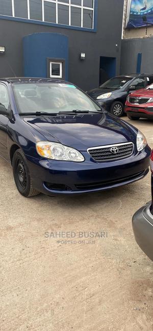 Toyota Corolla 2007 CE Blue | Cars for sale in Oyo State, Ibadan