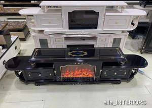 Luxury Foreign Ceramic Tv Stand | Furniture for sale in Lagos State, Ikeja
