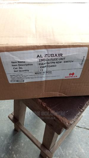63amps Gear Switch ABB | Electrical Equipment for sale in Lagos State, Maryland