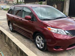 Toyota Sienna 2011 LE 7 Passenger Red | Cars for sale in Lagos State, Magodo
