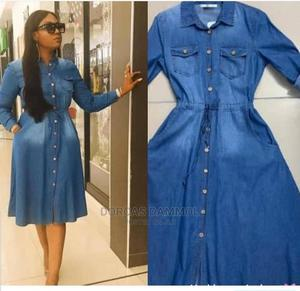 Turkey Jeans Gown | Clothing for sale in Lagos State, Ogba