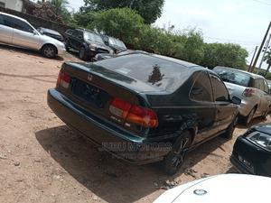 Honda Civic 1998 DX 2dr Coupe Green | Cars for sale in Kaduna State, Kaduna / Kaduna State