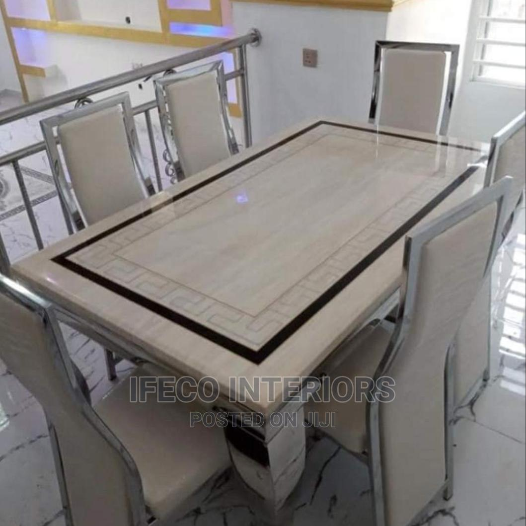 Archive: Quality Marble Dinning Table With 4 Chairs