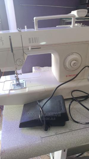 Single Electric Sewing Machine With Zigzag and Straight | Manufacturing Equipment for sale in Lagos State, Alimosho