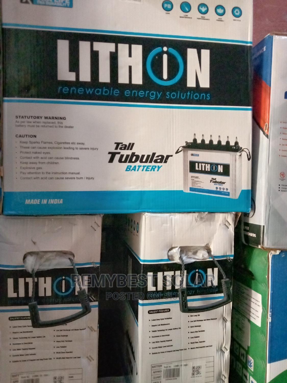 220ahs 12v Lithon Tubular Battery
