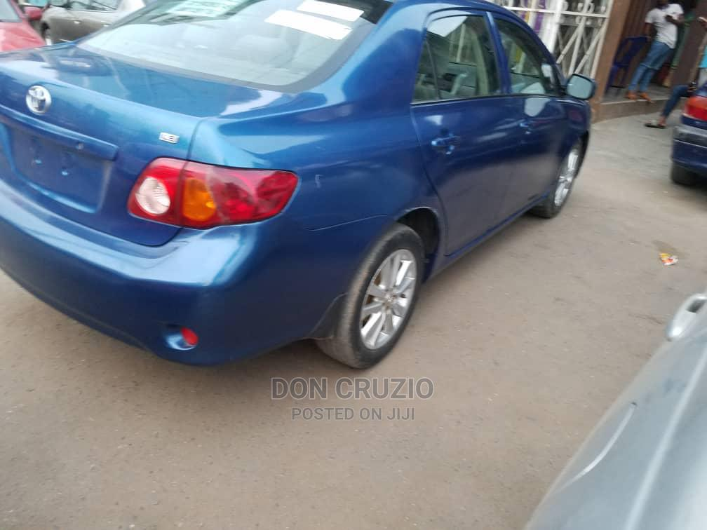 Toyota Corolla 2009 Blue | Cars for sale in Gbagada, Lagos State, Nigeria