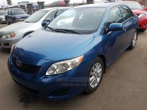 Toyota Corolla 2009 Blue | Cars for sale in Lagos State, Gbagada
