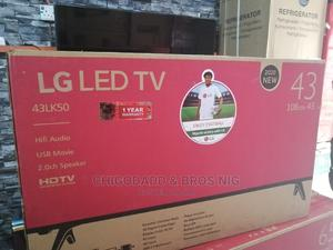 """Original 43"""" LG LED Television 