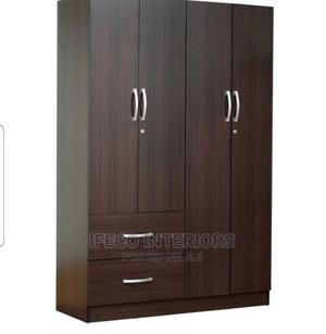 Quality Wooden Wardrobe   Furniture for sale in Abuja (FCT) State, Central Business District