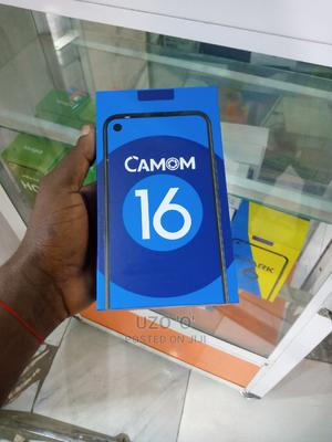 New Tecno Camon 16 64 GB Blue | Mobile Phones for sale in Lagos State, Ikeja