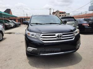 Toyota Highlander 2012 Limited Black | Cars for sale in Lagos State, Amuwo-Odofin