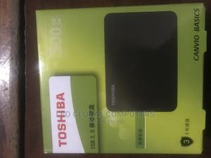 Toshiba External Hard Drive   Computer Accessories  for sale in Lagos State, Victoria Island