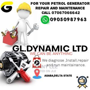 Professional Petrol Generator Repairer | Repair Services for sale in Delta State, Oshimili South