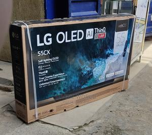 """LG (55CX) OLED Ai-Thinq(Webos) Hd 4K Flat Screen TV 55""""Inch   TV & DVD Equipment for sale in Lagos State, Apapa"""
