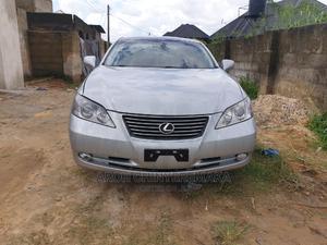 Lexus ES 2008 350 Silver | Cars for sale in Akwa Ibom State, Uyo