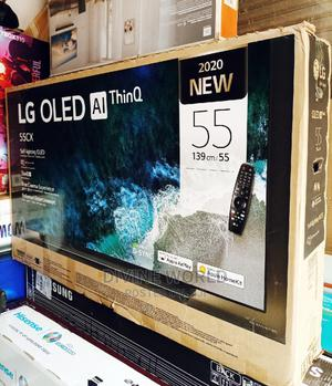 """Original LG OLED Ai-Thinq Hd 4K(55""""Inch) Webos TV 55CX 
