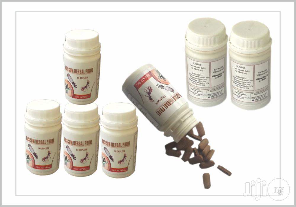Premature Ejaculation And Low Sperm Count Treatment - Mascum Herbal | Sexual Wellness for sale in Bwari, Abuja (FCT) State, Nigeria