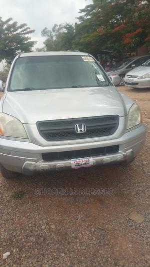 Honda Pilot 2003 Silver   Cars for sale in Abuja (FCT) State, Karu