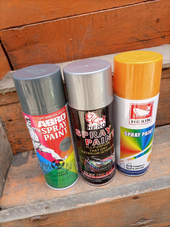 Spray Paint   Building Materials for sale in Lagos Island (Eko), Lagos State, Nigeria