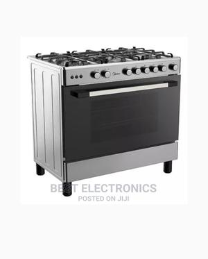 Midea 5 Gas Burners Gas Cooker( 90 X 60 ) 36LMG5G02   Kitchen Appliances for sale in Abuja (FCT) State, Mabushi