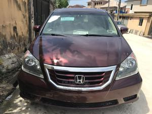Honda Odyssey 2009 EX Red | Cars for sale in Lagos State, Gbagada