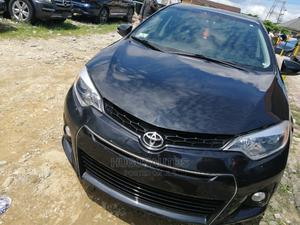 Toyota Corolla 2016 Black | Cars for sale in Rivers State, Port-Harcourt
