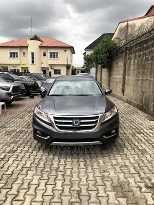 Honda Accord CrossTour 2013 EX-L W/Navigation Gray | Cars for sale in Lagos State, Magodo