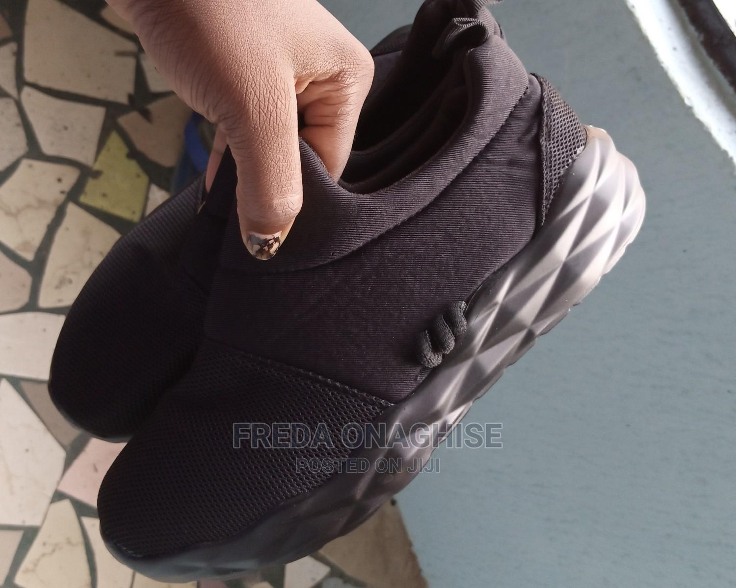 Archive: Black Sneakers