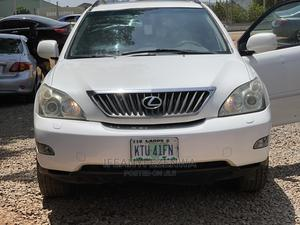 Lexus RX 2008 White | Cars for sale in Abuja (FCT) State, Gwarinpa