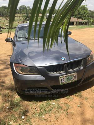 BMW 328i 2008 Gray   Cars for sale in Abuja (FCT) State, Jabi