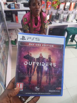 Ps5 Outrider Day One Edition | Video Games for sale in Abuja (FCT) State, Wuse 2
