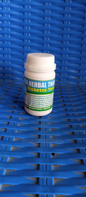 Diabetes Herbal Total Cure Capsule   Vitamins & Supplements for sale in Lagos State, Amuwo-Odofin