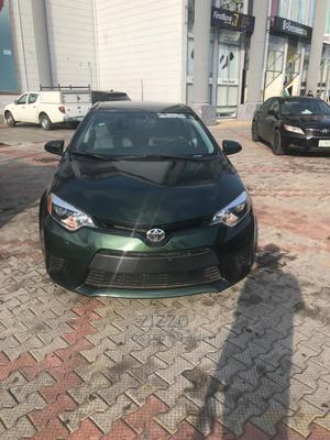 Toyota Corolla 2014 Green | Cars for sale in Lagos State, Ikoyi