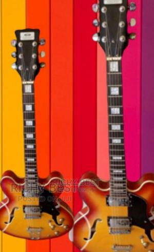 Quality Gallant Jazz Guitar   Musical Instruments & Gear for sale in Lagos State, Magodo
