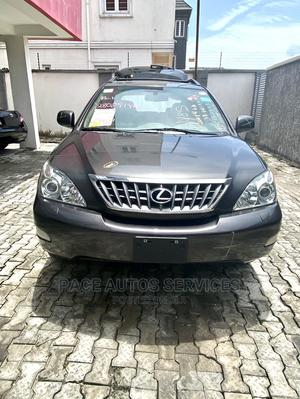 Lexus RX 2009 350 AWD Brown | Cars for sale in Lagos State, Amuwo-Odofin
