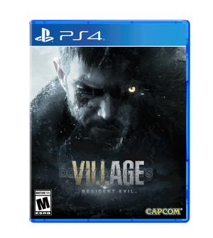 Resident Evil Village - Playstation 4 Standard Edition   Video Games for sale in Lagos State, Ikeja
