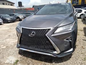 Lexus RX 2017 350 F Sport AWD Gray | Cars for sale in Lagos State, Ikeja